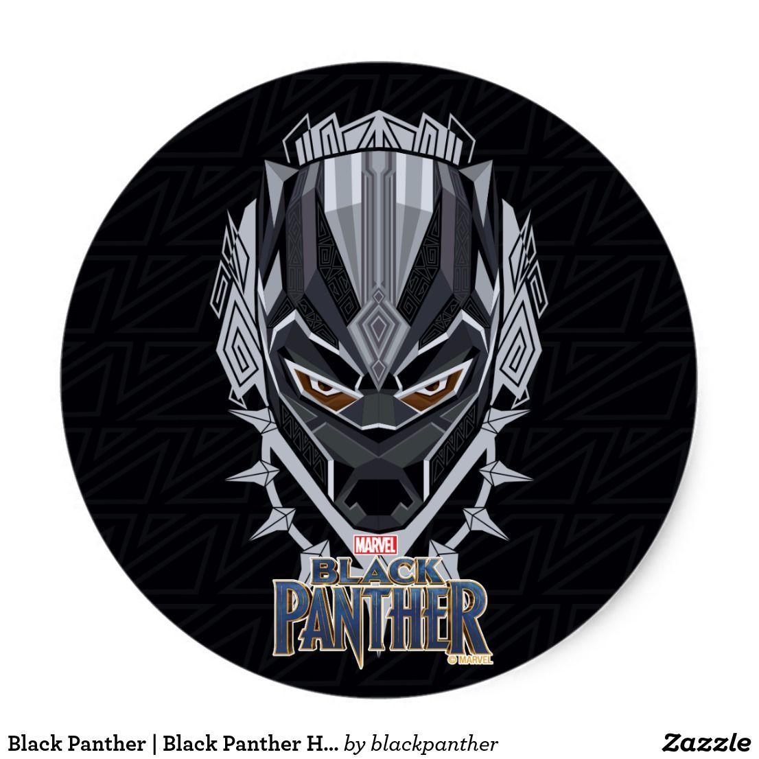 Black panther black panther head emblem blackpanther marvel comics marvelcomics