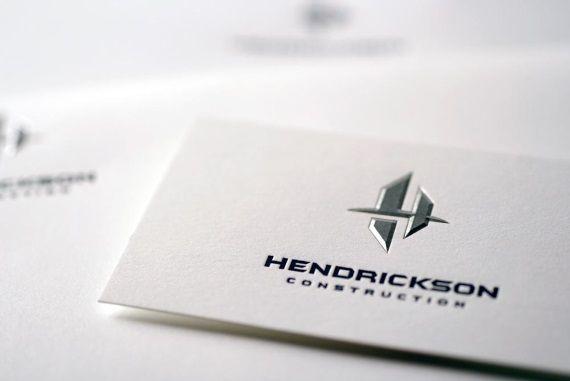 Dk Design Studio Simple Business Card