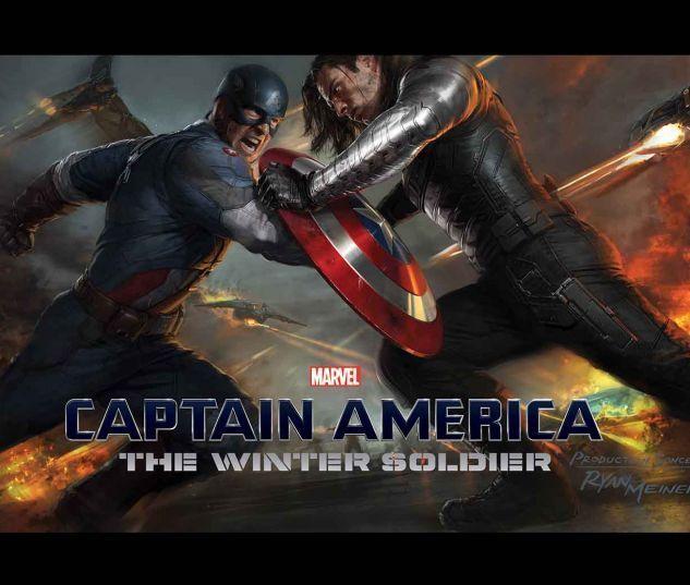 Warriors Imagine Dragons Avengers: The Art Of Captain America (Winter Soldier)