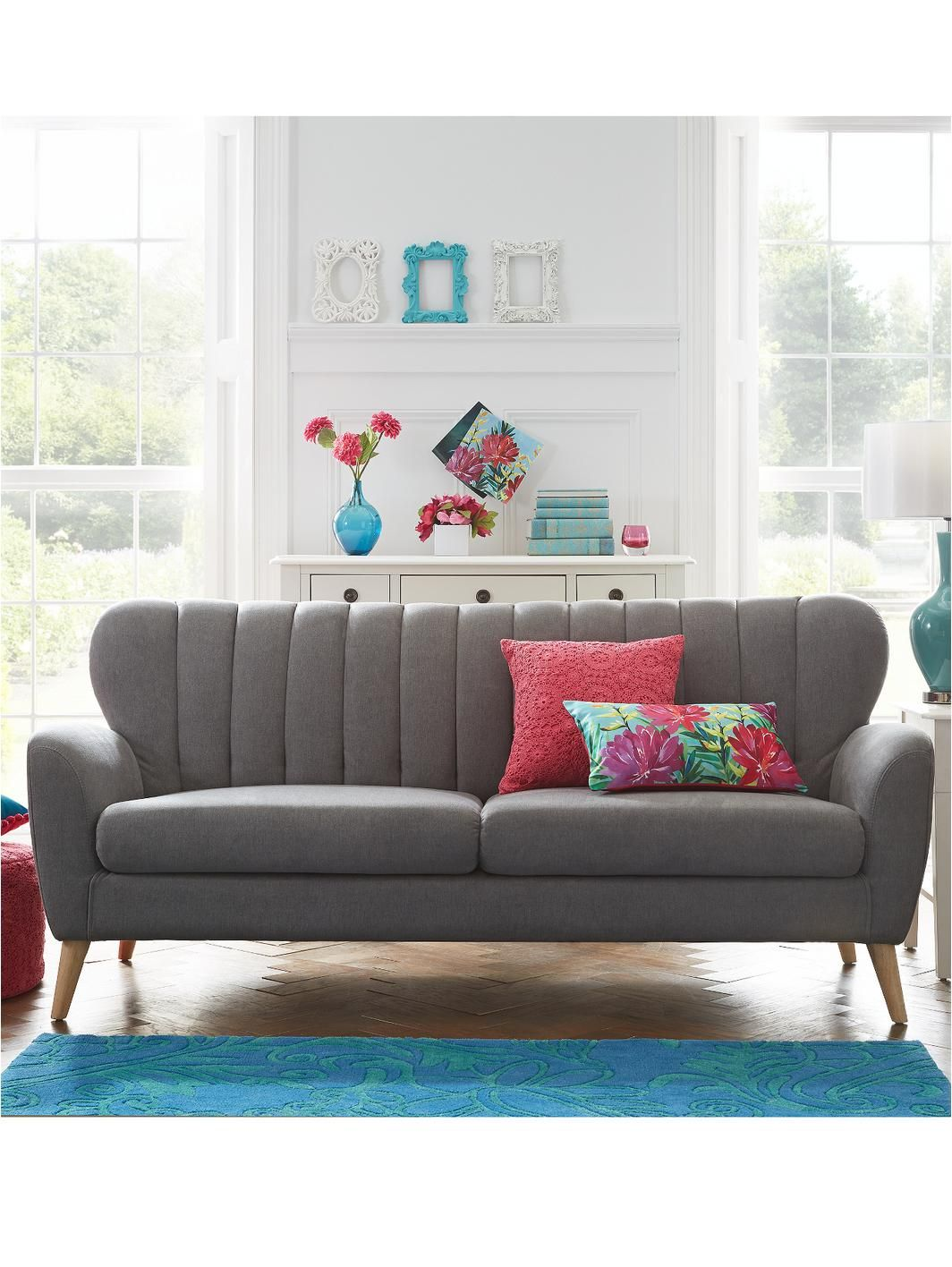 fearne cotton sofa alexis kuka singapore 3 seater fabric very co uk