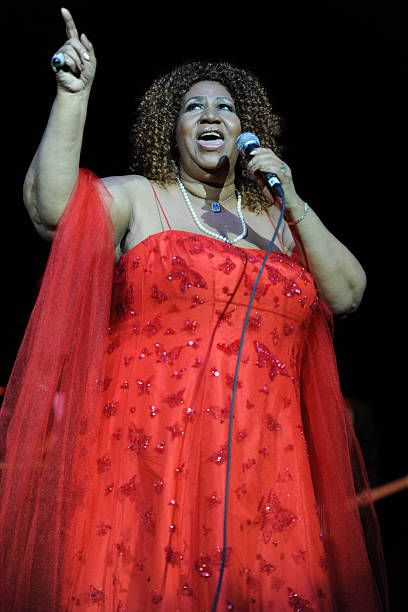 Aretha Franklin in Concert at Seminole Hard Rock Hotel