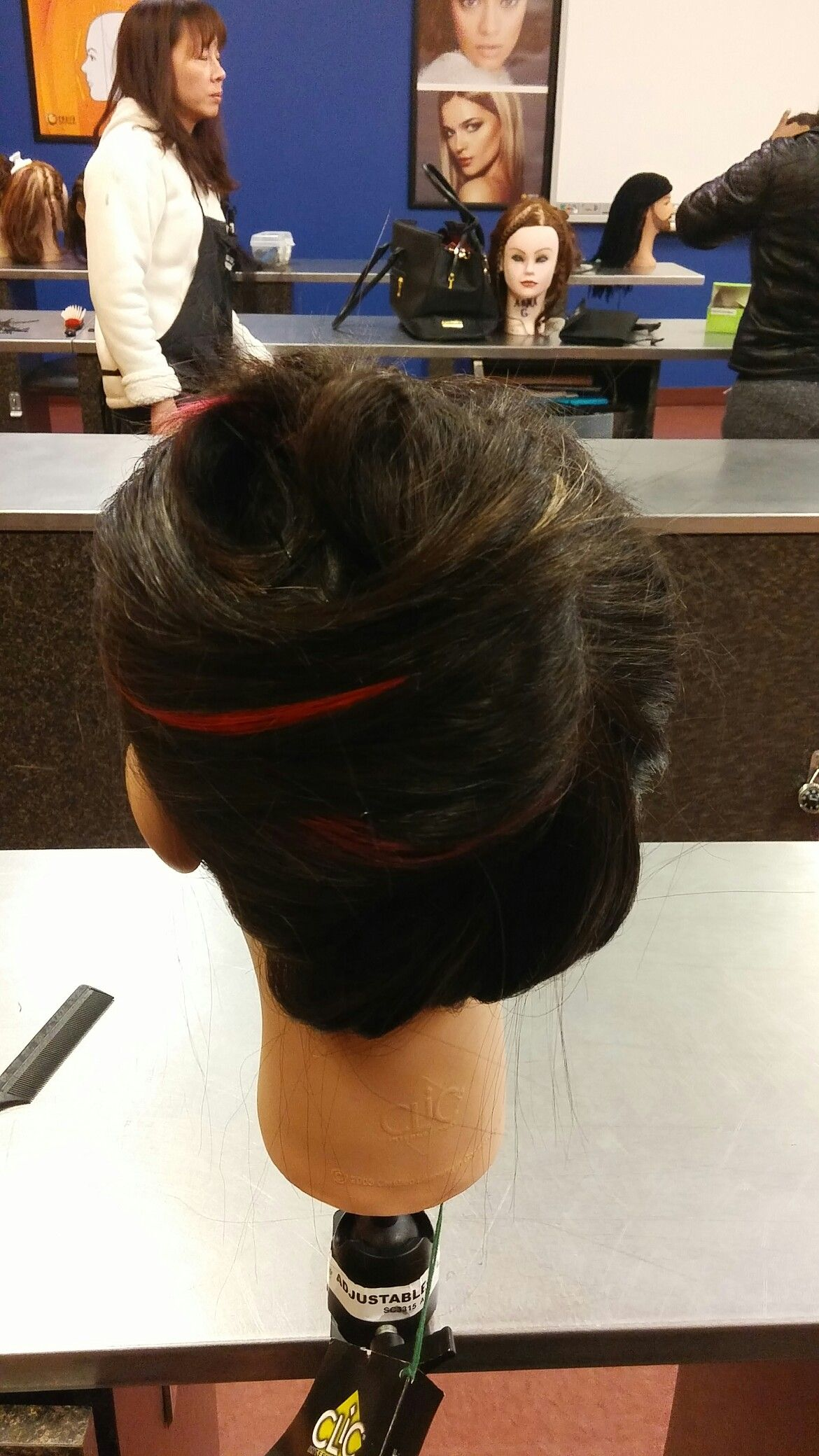 Pin by Erica Kitzrow on Cosmetology School Hair styles