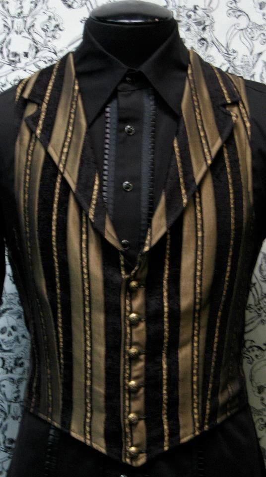 STEAMPUNK FASHION FOR MEN | Men's Victorian and Steampunk Clothing