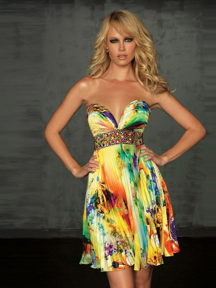 Fine colourful party dresses crest wedding dress ideas itemverfo 100 dress design ideas color elegant highly embellished ombrellifo Choice Image