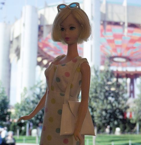 Barbie - Hair Fair Blonde at the 64/65 World's Fair