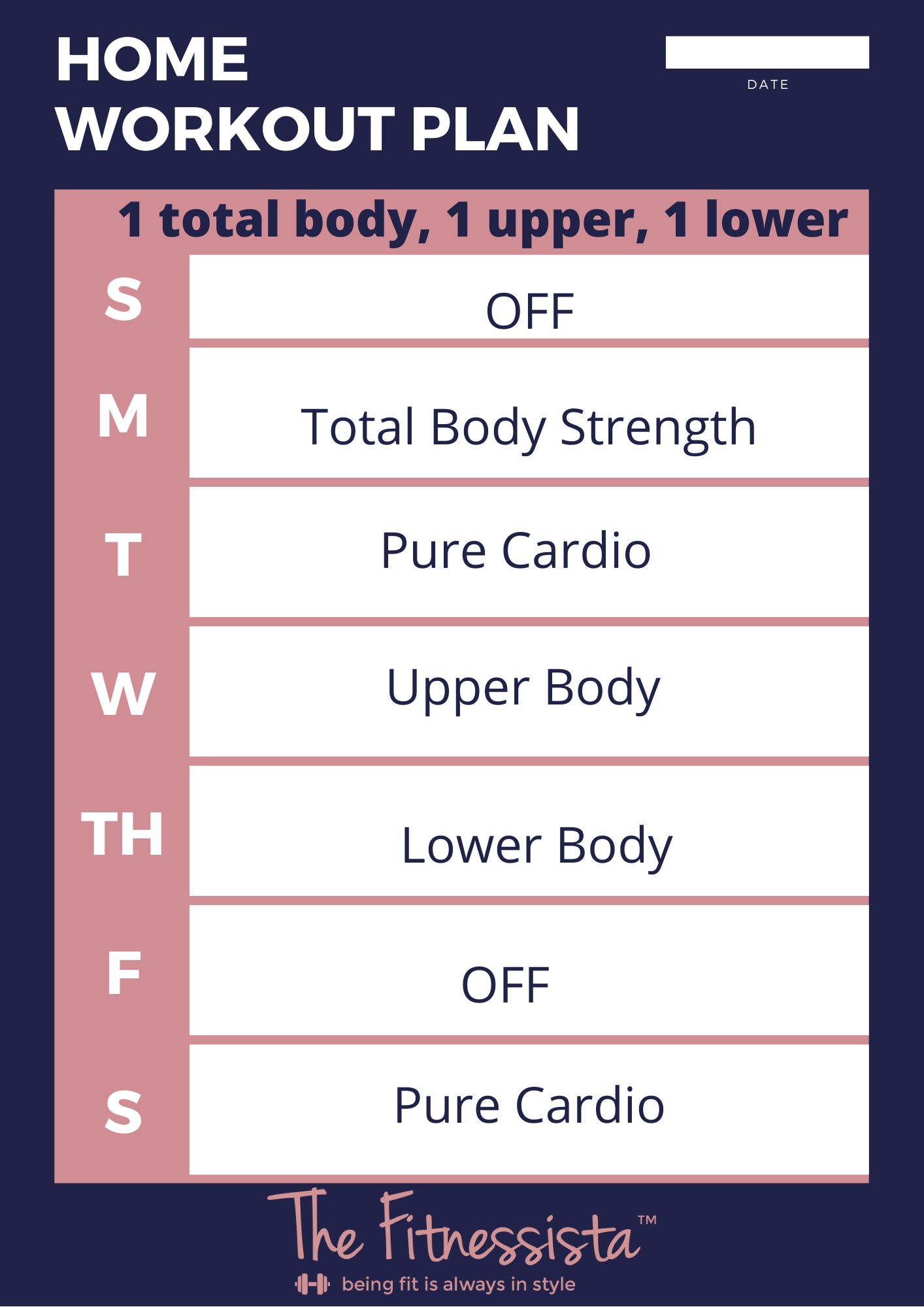 Home Workout Plan You Can Follow Featuring Live Workouts Apps And On Demand The Fitnessista In 2020 At Home Workout Plan At Home Workouts Effective Workout Plan