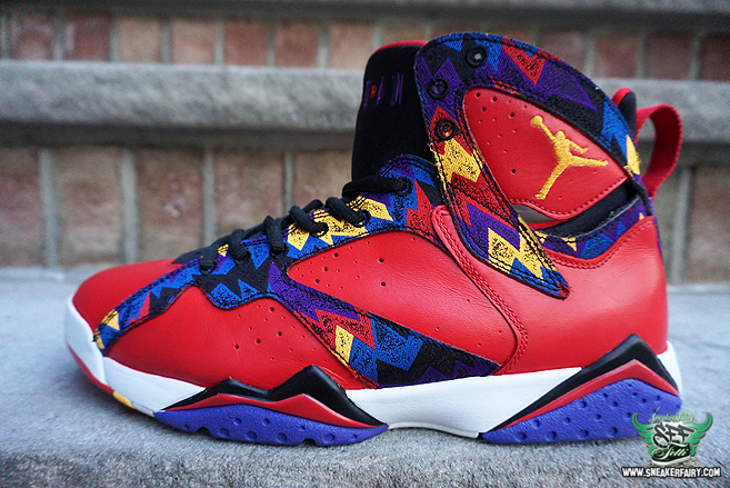 premium selection 43960 dee42 Air Jordan 7