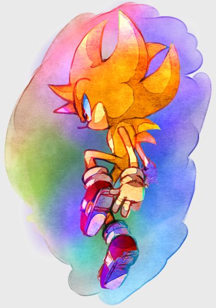 Super Sonic!