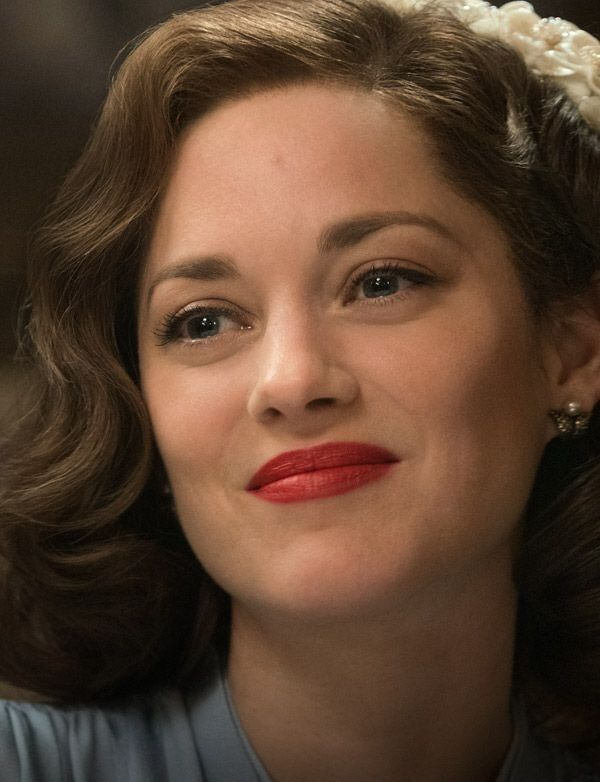 Marion Cotillard French Actress Marion Cotillard Hair