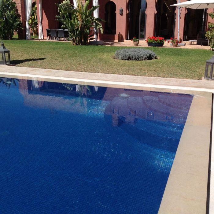 Emaux de Verre Zafiro Piscine Pinterest - l eau de ma piscine est verte et trouble