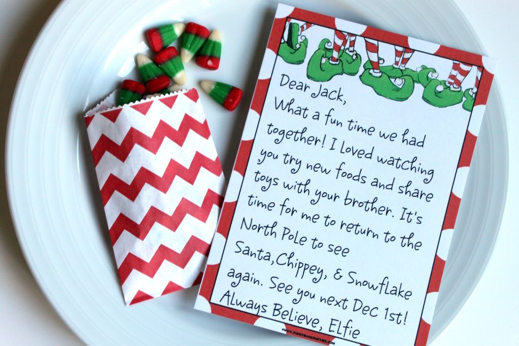 editable goodbye letter from the elf on the shelf