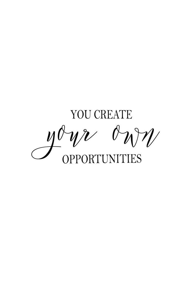 Opportunities Quote S With Images Quotes White White Background Quotes Quotes