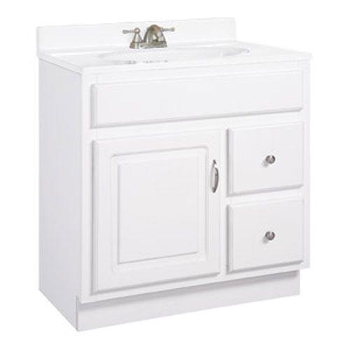 Design House Concord 30 X 21 Inch Vanity 541037   Bathroom ...