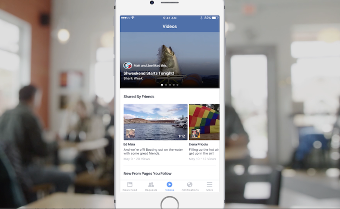Video has become an integral part of how people around the world discover, watch and share on Facebook. Here's an update on some of the new features you may see in the coming months.