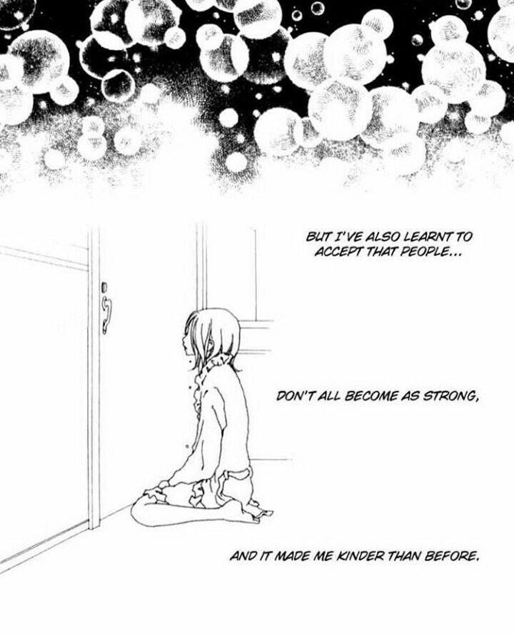 Pin by _lostinthenightsky_ on NANA anime & manga   Nana manga, Nana quotes,  Manga love