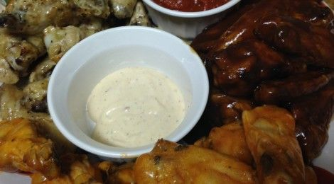 Hot Wings Made Easy - The Strength Agenda