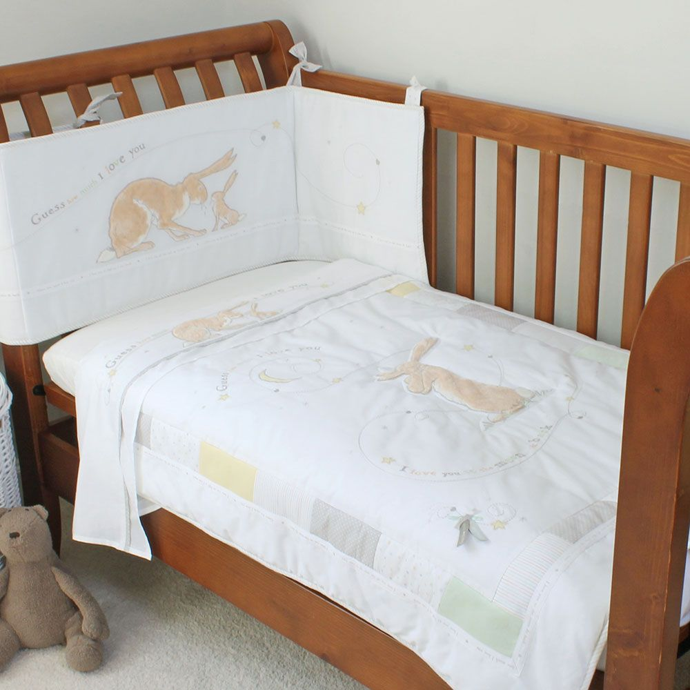 Guess How Much I Love You Nursery Bedding Set Baby Pinterest Love You Quilt And Toddler Bed