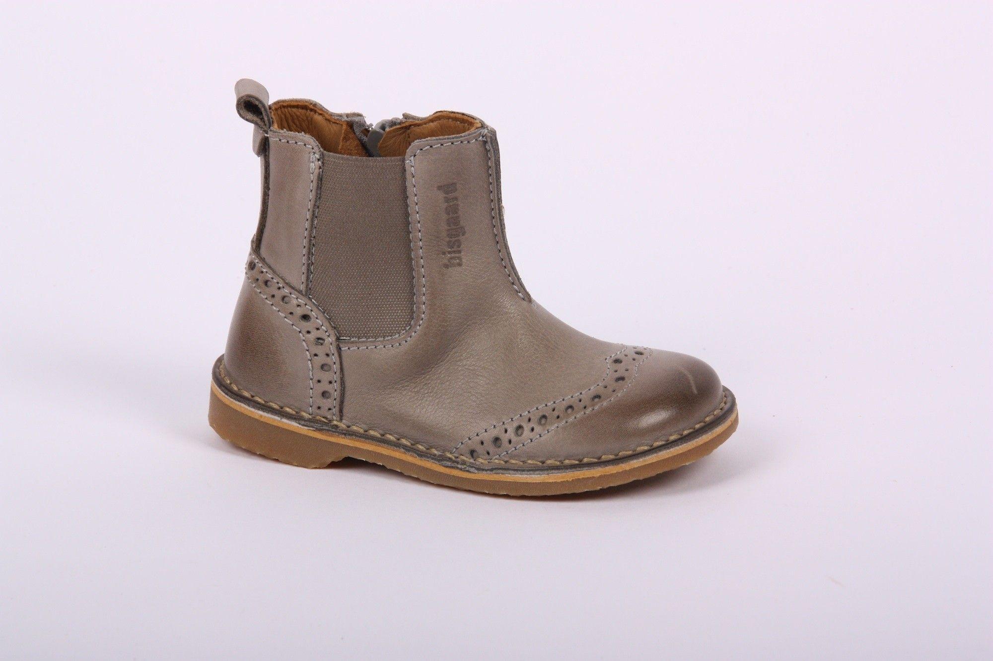 f23a7845de82f3 Bisgaard Grey Chelsea boot