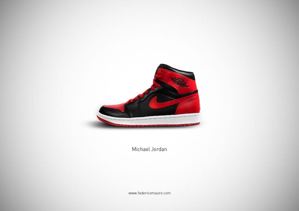 IlPost - Michael Jordan federicomauro.com - Michael Jordan    federicomauro.com