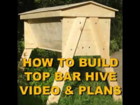 Build Your Own Beehive Detailed Plans And Blueprints Youtube