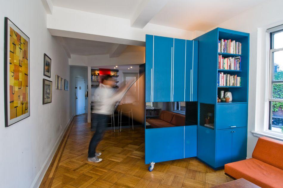 apartamento origami