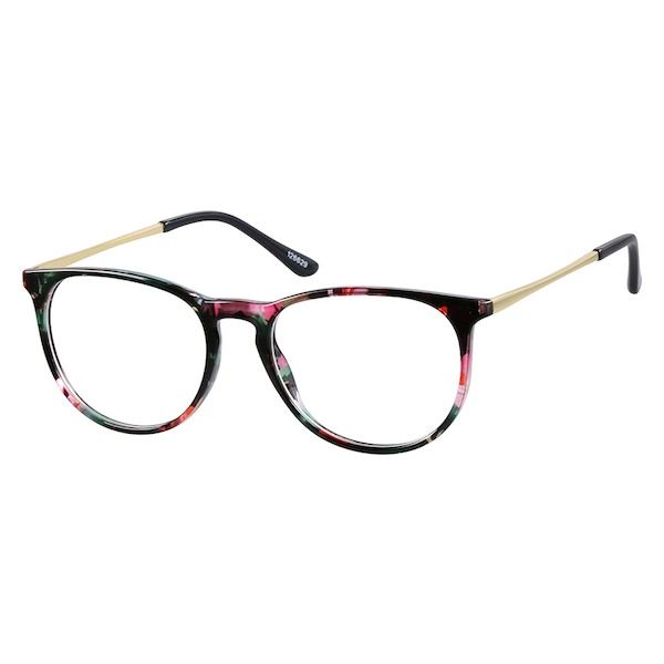 d6377965b Multicolor Round Glasses #126629 | Zenni Optical Eyeglasses in 2019 ...