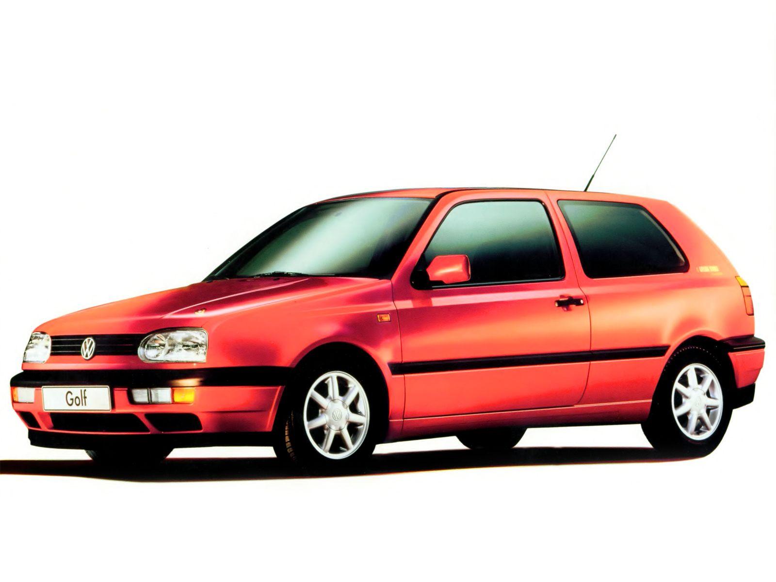 Volkswagen Golf Rolling Stones 1995