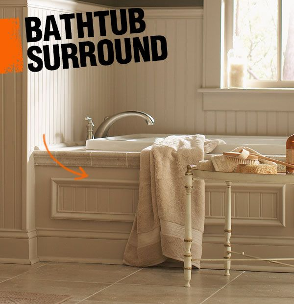 Best 25 Bathtub Surround Ideas On Pinterest Guest Bath