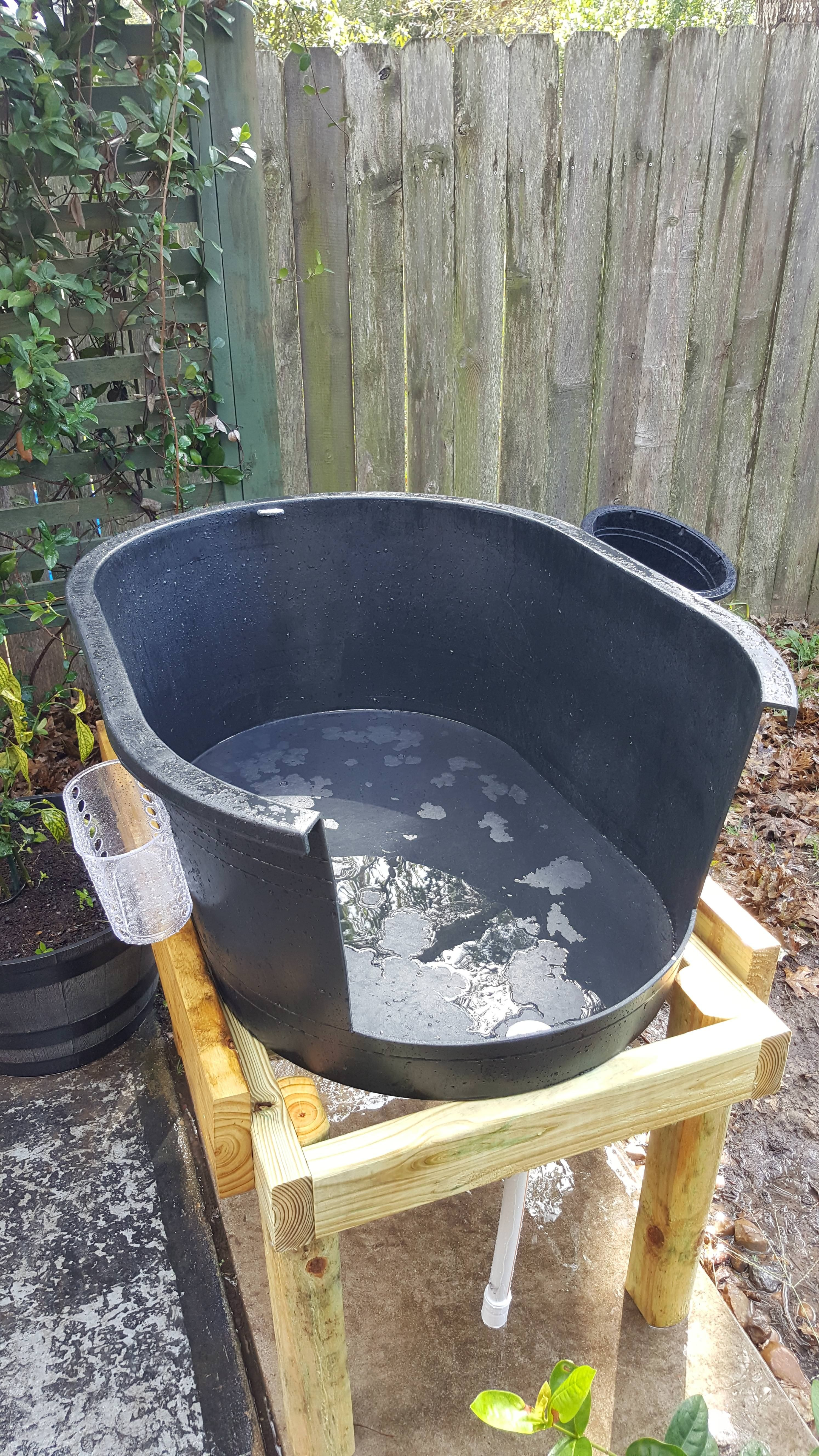 Diy outdoor dog washing station for under 75 in 2020