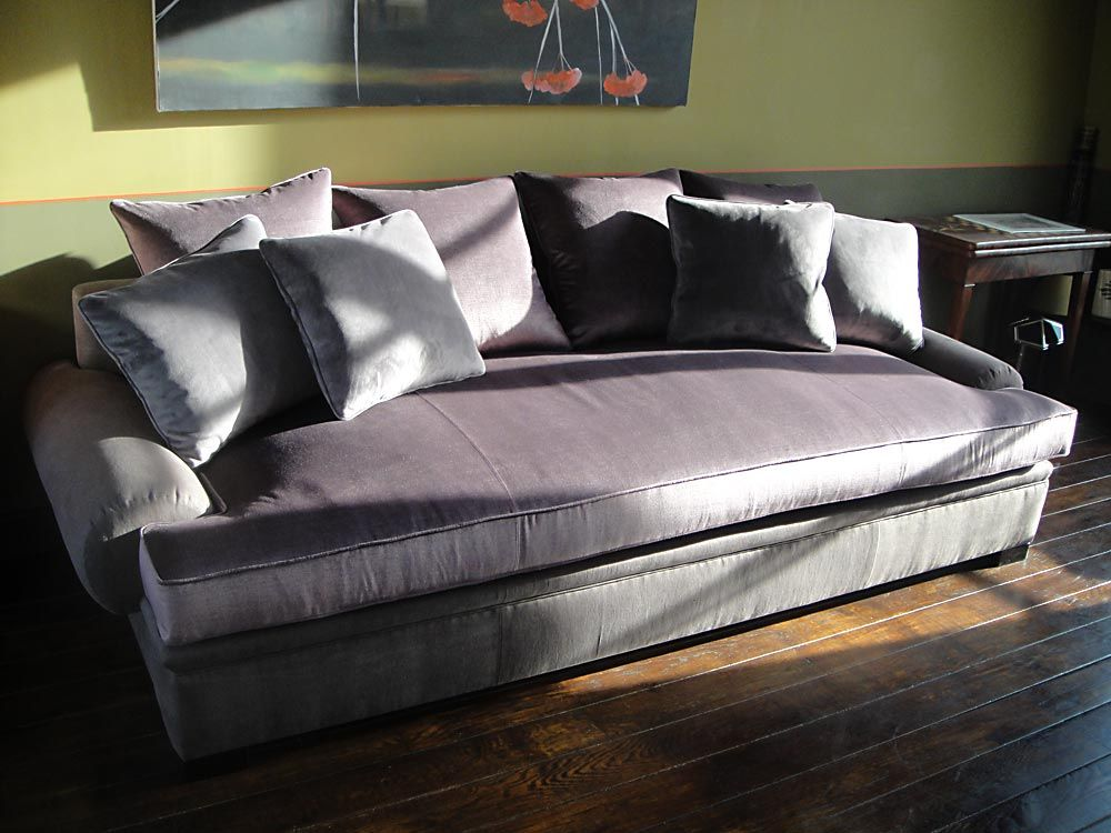 Purple Contemporary Sofa Upholstery Neves Paris | New Living Room |  Pinterest | Sofa Upholstery, Contemporary And Upholstery