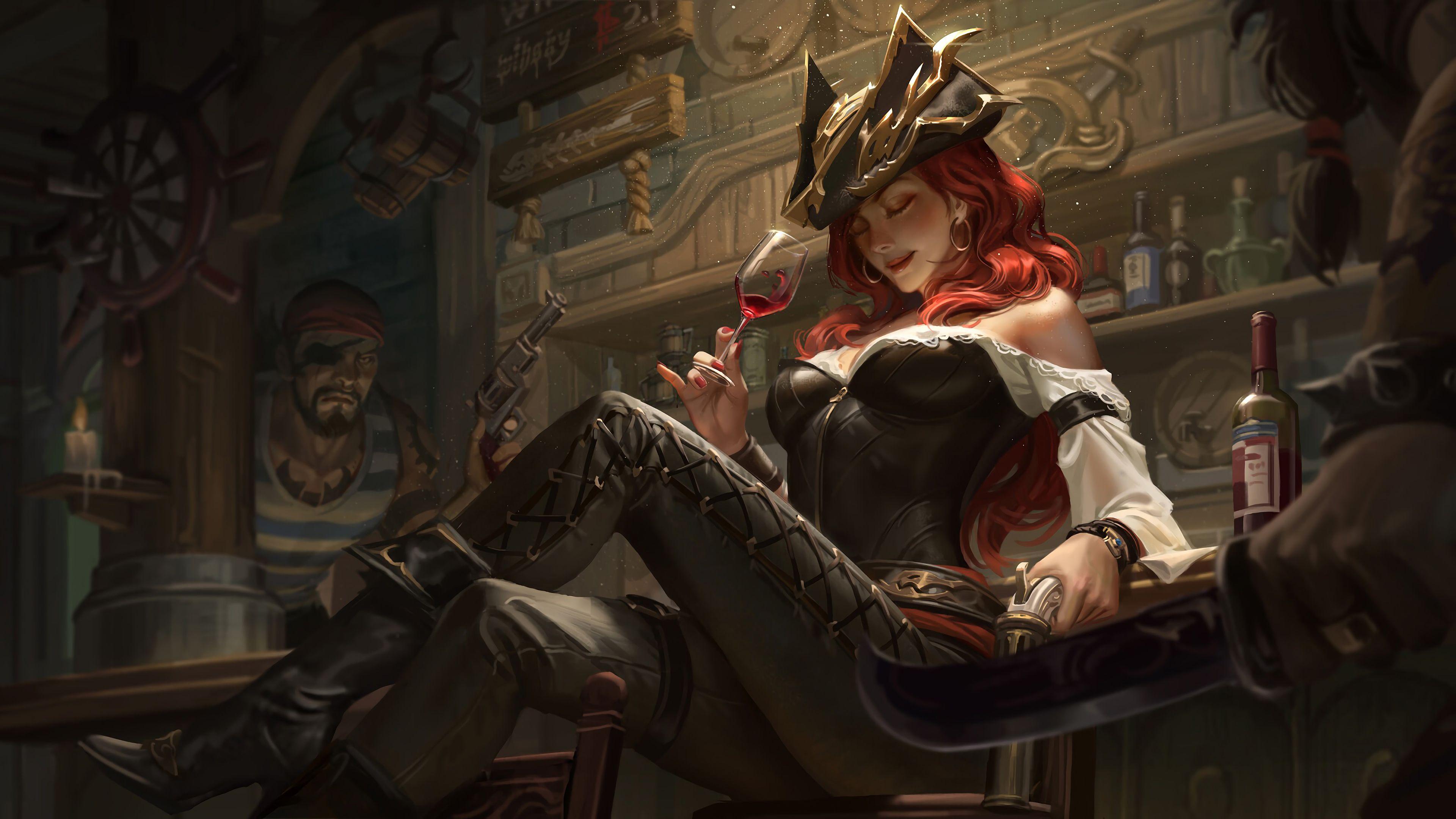 Lol Miss Fortune Hd Wallpaper Liga Dos Lendarios Personagens Do League Of Legends Lol League Of Legends