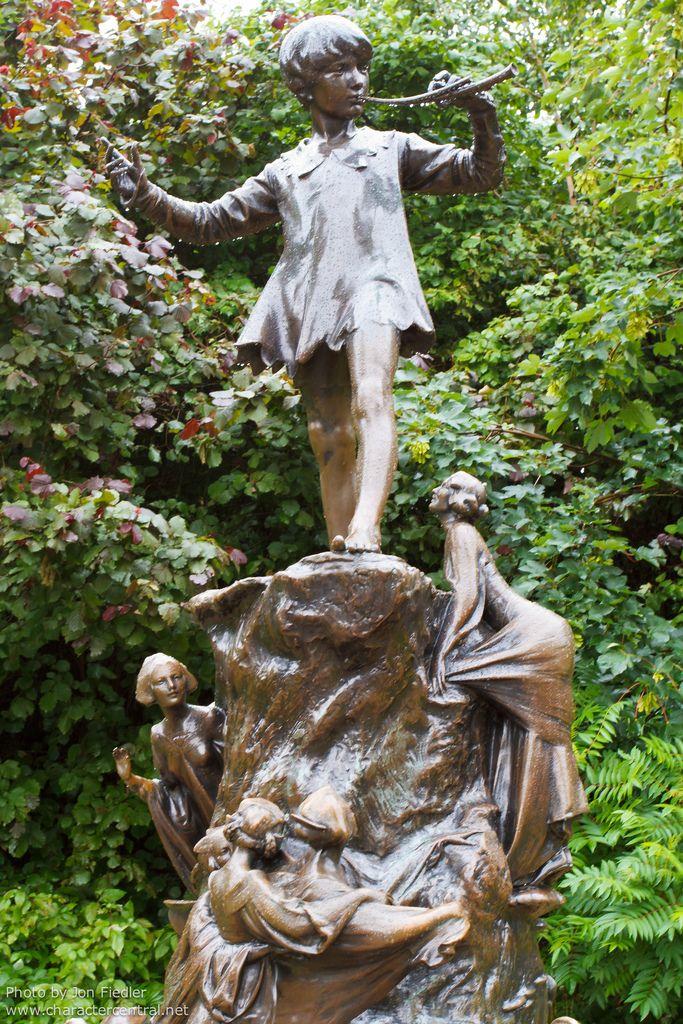 peter pan statue in kensington gardens - Google Search | Artsy ...