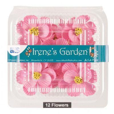 Alvin and Co. Irene's Garden Box O'Magnolias Box (Set of 2) Color: Pink