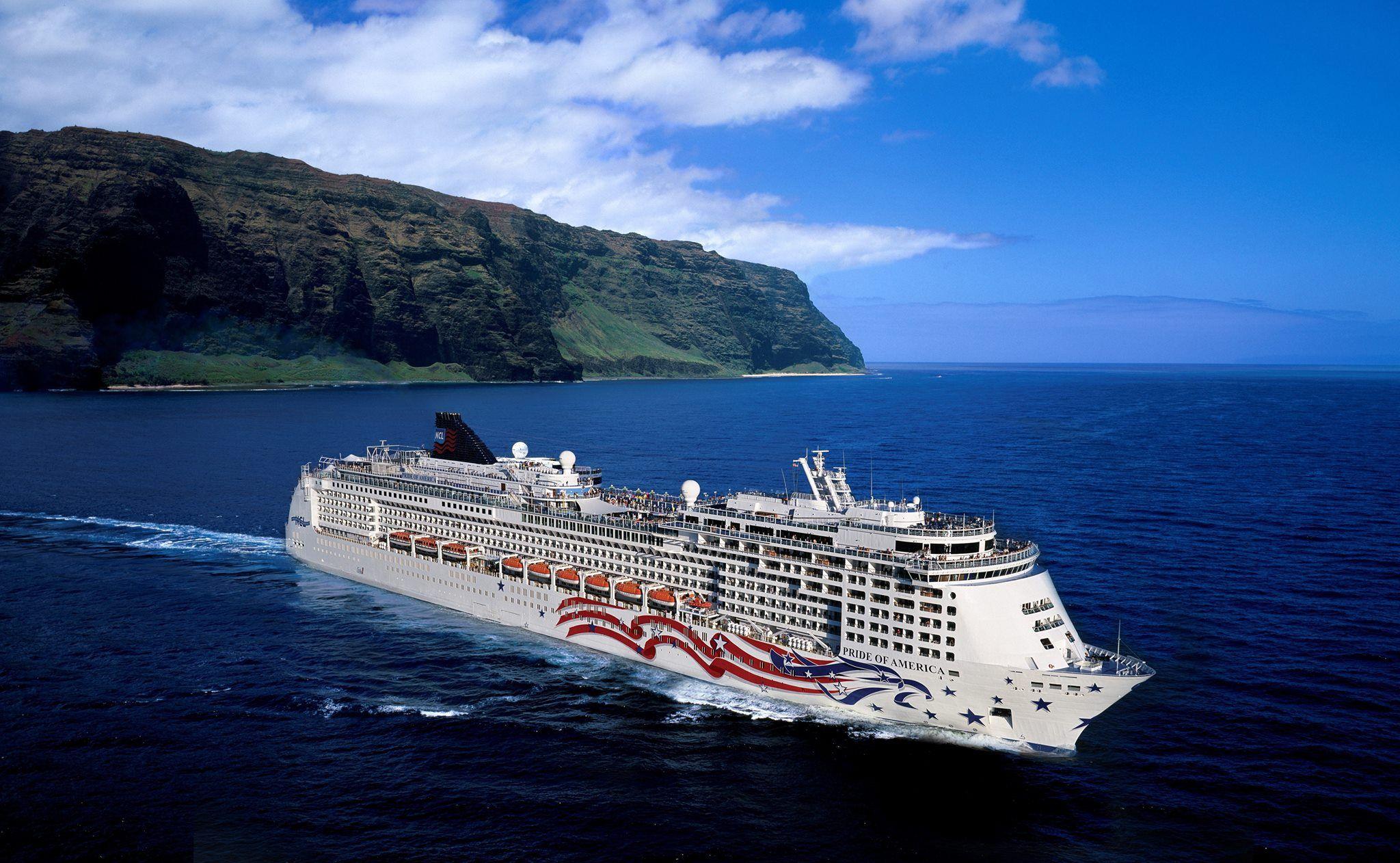 Pride Of America Norwegian Cruise Line Around The Hawaiian - Hawaiian islands cruise