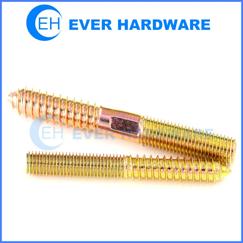 Double Threaded Rod Hardware Skateboard Hardware Furniture Hardware