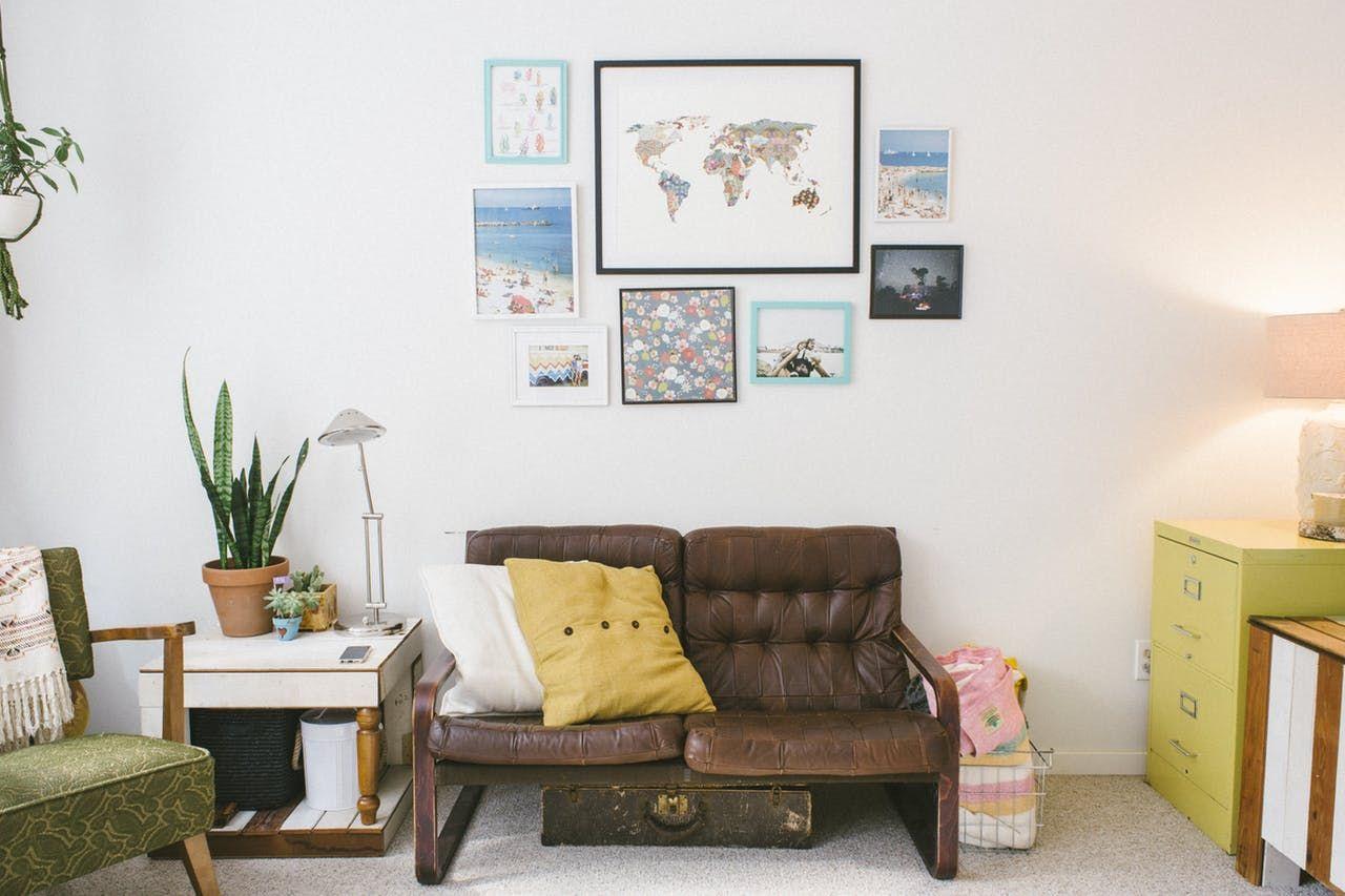 House Tour: A Renewed East Vancouver Rental Apartment | Pinterest ...