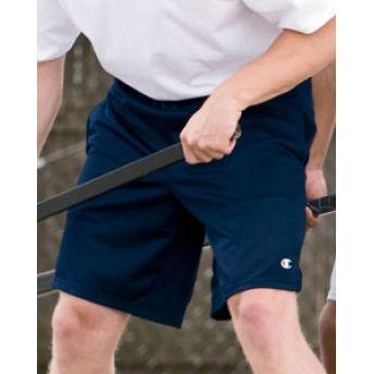 Champion Mens Long Mesh Short with Pockets