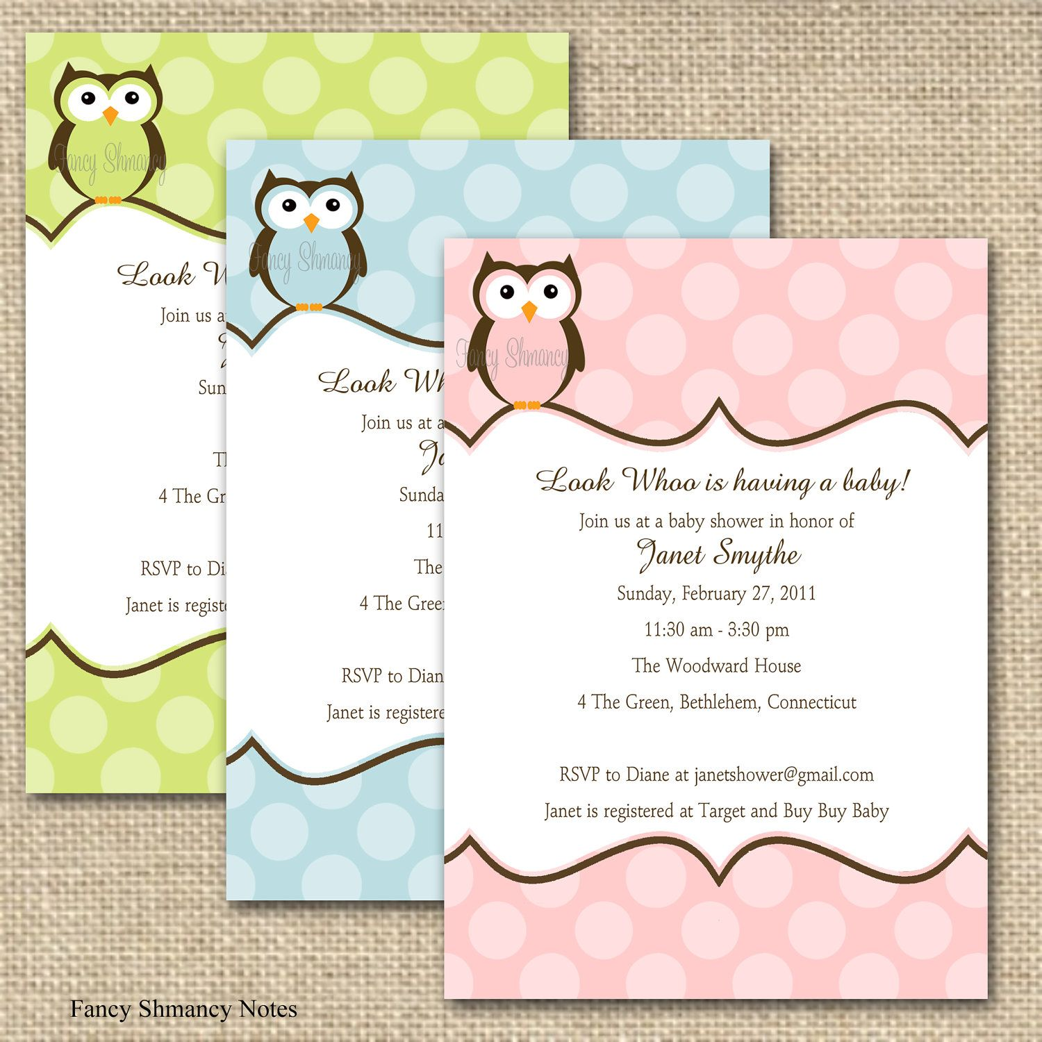 17 Best images about Awesome Baby Shower Invitation Ideas on ...