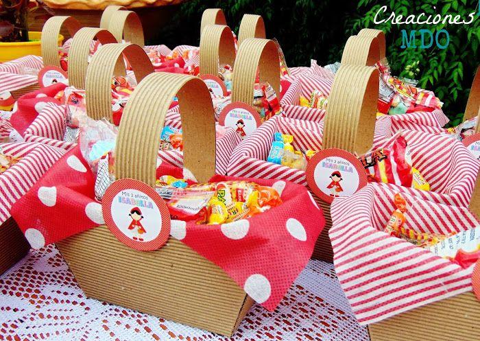 Masha y el oso Fiesta De Cumpleaños Bolsa Personalizado favor dulces Almuerzo Caja de Regalo