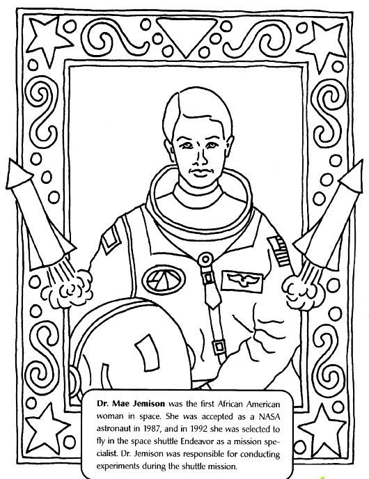 Free Printable Black History Coloring Pages Black History Month