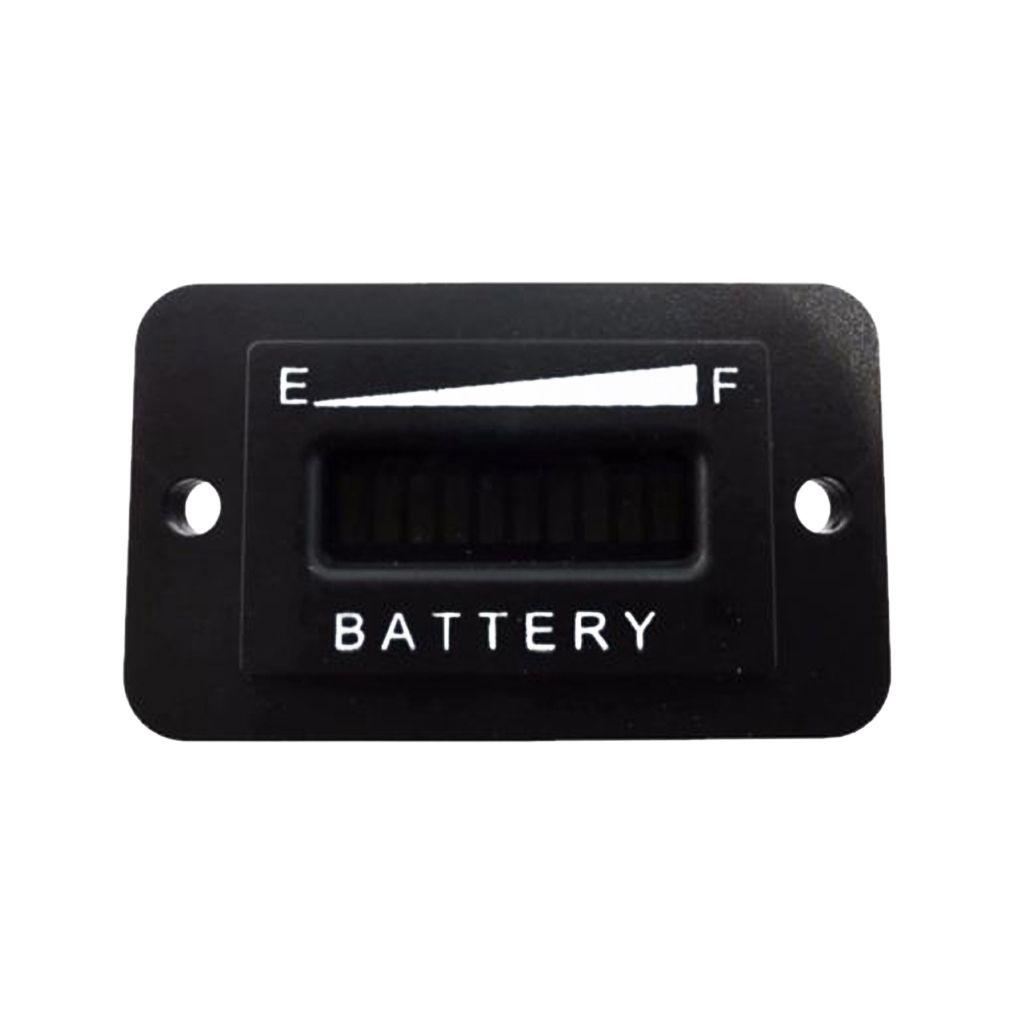 48v Volt Battery Indicator Meter Gauge For Club Car Yamaha Golf Cart Engine Diagram Forklift Parts And Accessories
