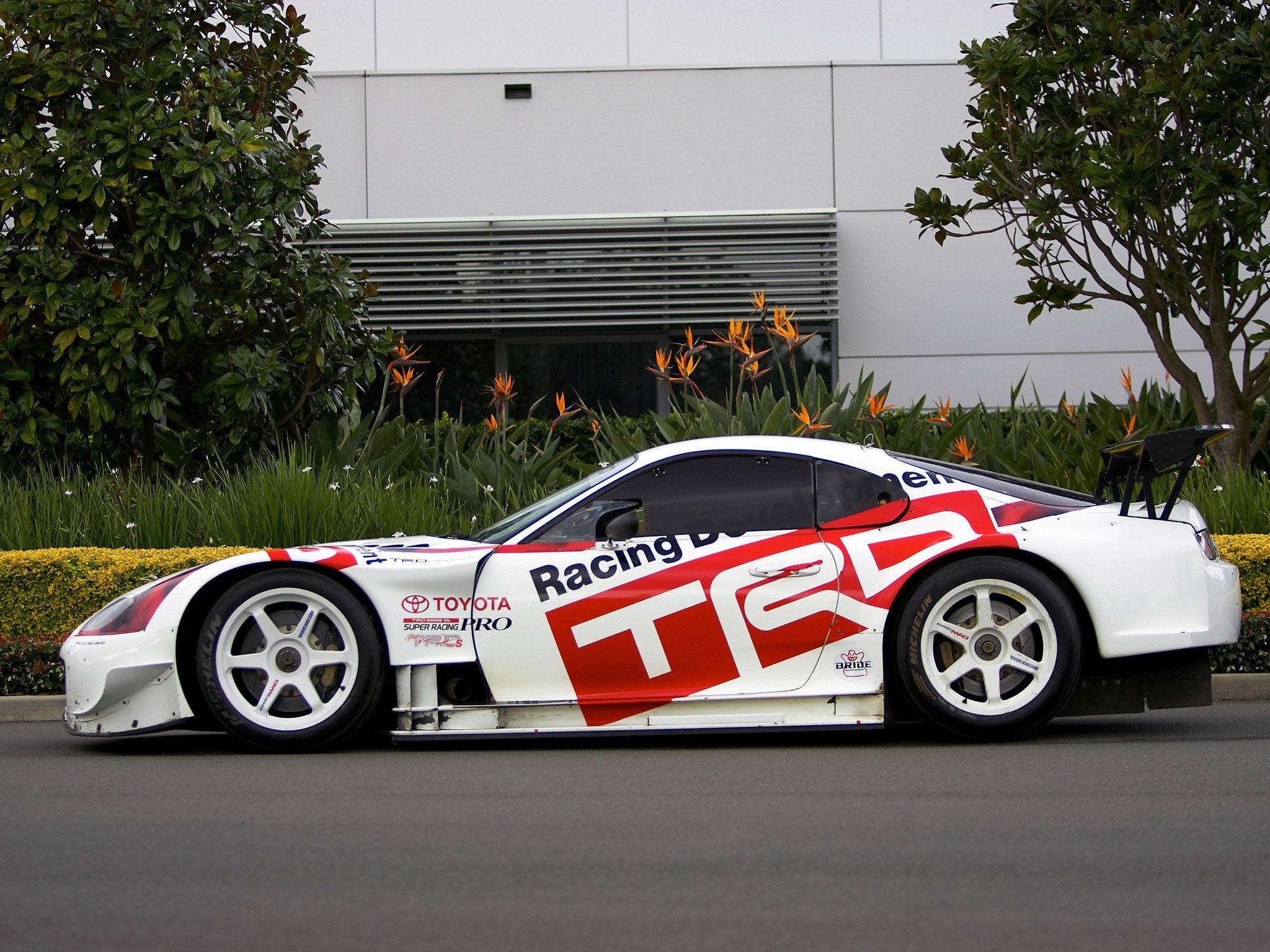 Image For Desktop Super Gt Racing Toyota Supra Toyota Racing