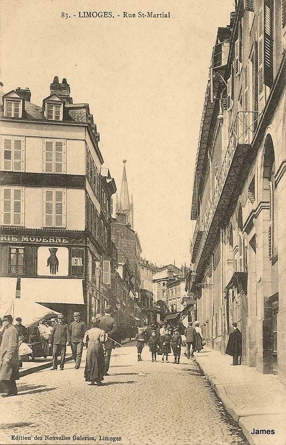 Pin On Limoges Autrefois