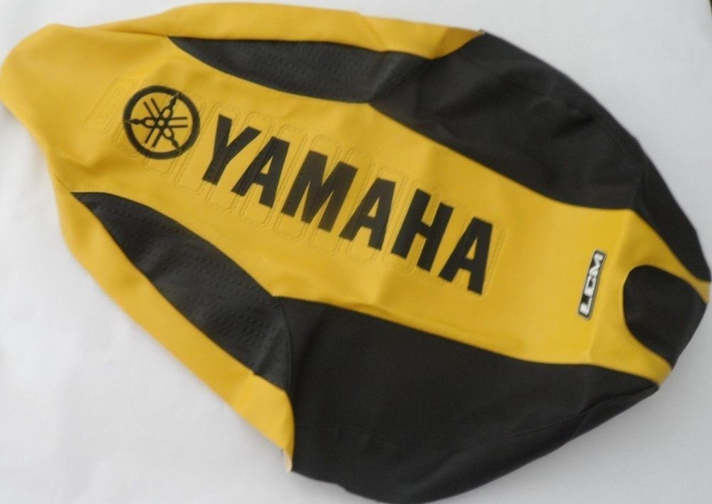 YFZ  60TH ANNIV,GRIPPER EXCELLENT QUALITY SEAT COVER ULTRAGRIPP YAMAHA YFZ450R