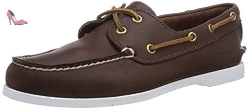 Chaussures Timberland Brig marron Casual homme ABf7jTI