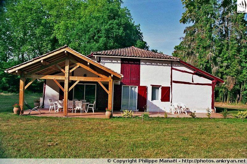 """Maison d'hôtes """"Le Plaisy"""", Sabres (Aquitaine, Landes)"""