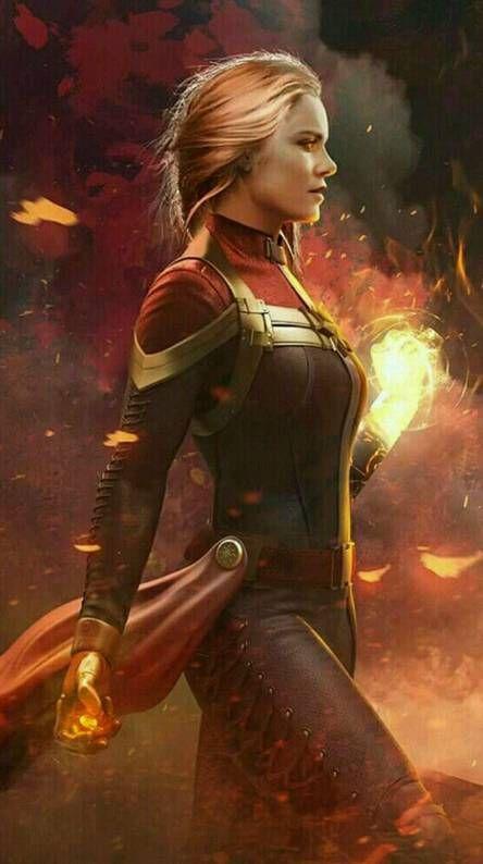 Papel De Parede Captain Marvel Com Imagens Marvel Maravilha