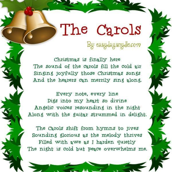 Worksheet. Famous Christmas Poems  Poem Christmas quotes and Christmas cards