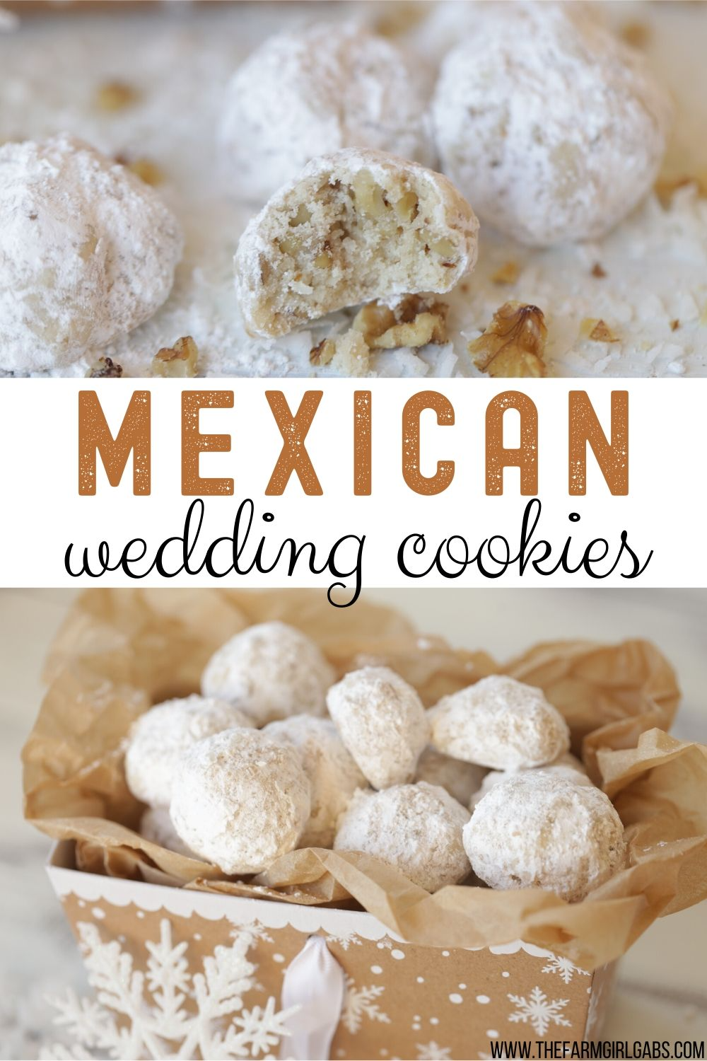 Mexican Wedding Cookies Snowball Cookies Recipe In 2020 Mexican Wedding Cookies Mexican Wedding Cookies Recipes Mexican Sugar Cookies Recipe