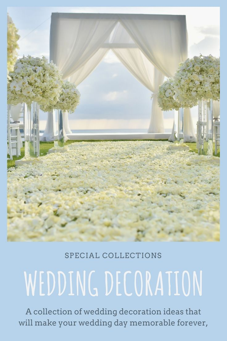 Awesome Wedding Decorations Ideas Gallery - Perfect And Budget ...